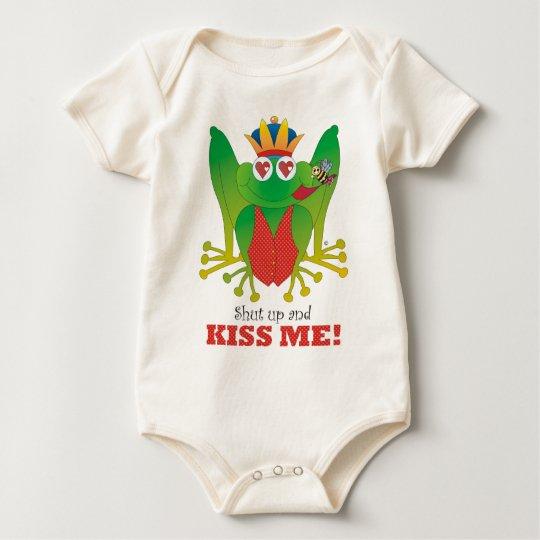 Frog Prince Shut Up and Kiss Me! Baby