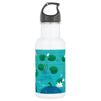 Frog Prince Water Bottle 532 Ml Water Bottle