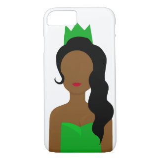 Frog princess iPhone 7 case