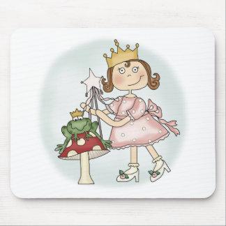Frog Princess Mouse Pad