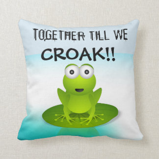 Frog products cushion
