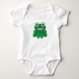 Frog - Rainforest Baby Baby Bodysuit