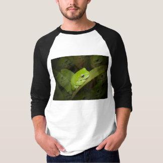 Frog Reflections Baseball Shirt