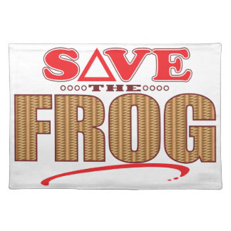 Frog Save Placemat