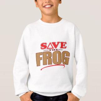 Frog Save Sweatshirt