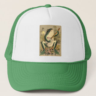 Frog Serenade Truckers Hat
