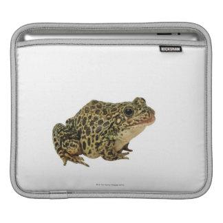 Frog shadow iPad sleeve