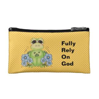 FROG Small Cosmetic Bag