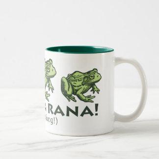 frog_Spanish_2 Coffee Mug