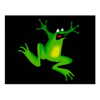 Frog Splat! Postcards