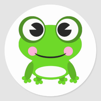 Frog Stickers