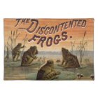 Frog Story Cheer Up Placemat