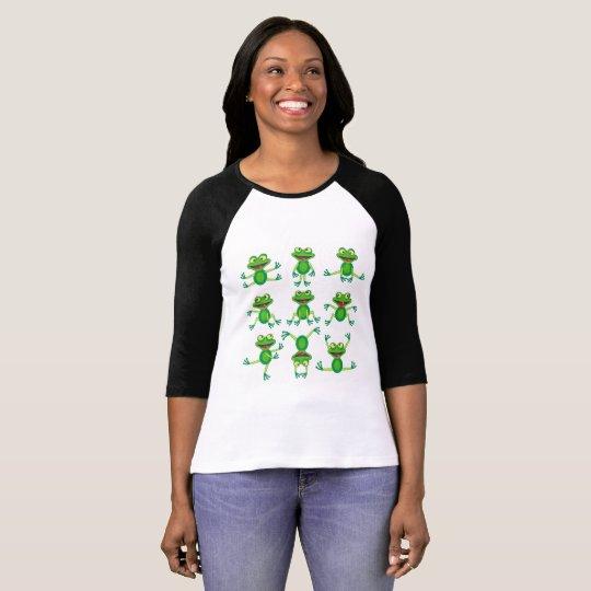 frog t- shirt