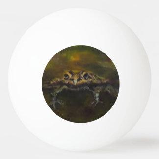Frog Table Tennis Ball
