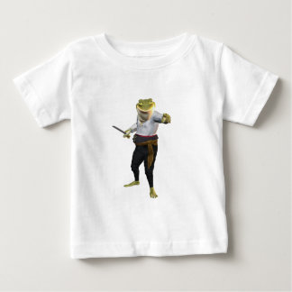 Frog the Hero Swordsman Baby T-Shirt