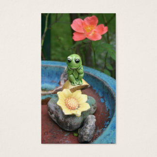 Frog Thinking Business Card