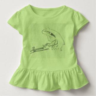 Frog Toddler Tee
