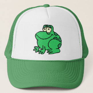 Frog Trucker Hat