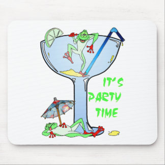 Frogarita Mouse Pads