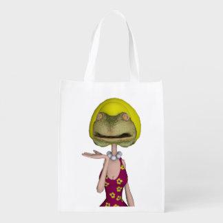 frogface blonde girl