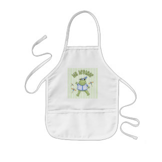 Froggie Big Brother BG Kids Apron