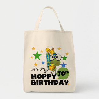 Froggie Hoppy 70th Birthday