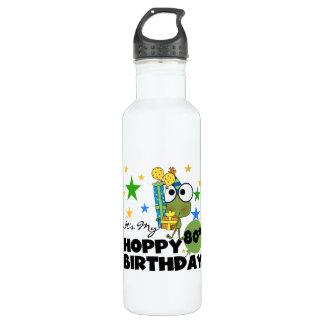 Froggie Hoppy 80th Birthday 710 Ml Water Bottle