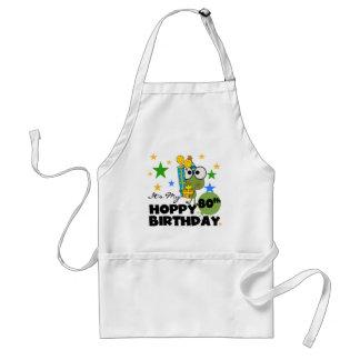 Froggie Hoppy 80th Birthday Apron
