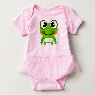 Froggy frog frog baby bodysuit