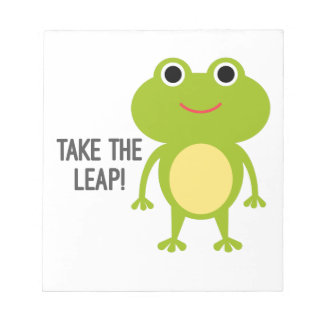 Froggy Note Pads