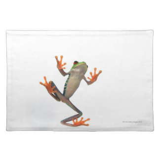 Frogs belly placemat