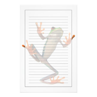 Frogs belly stationery