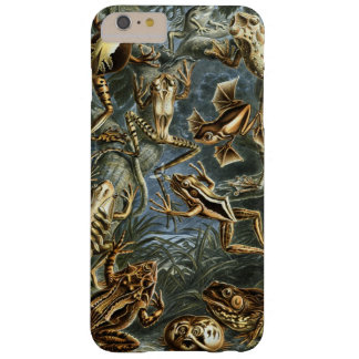 Frogs by Ernst Haeckel Barely There iPhone 6 Plus Case