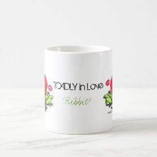 Frogs & Kisses - Valentine Mugs