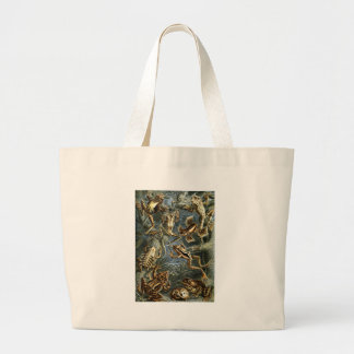 Frogs Large Tote Bag