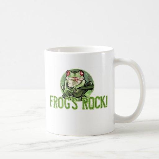 Frog's Rock! Tree Frog Mug