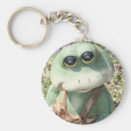 Frogy Key Ring
