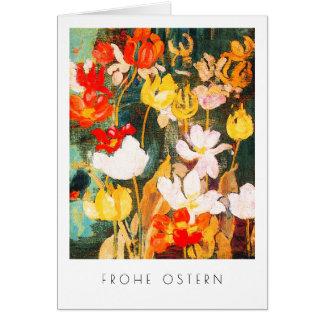 Fine Art Easter Cards In German