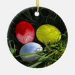 Frohe Ostern Weihnachtsornament