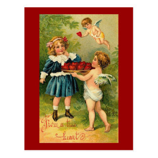 From A True Heart Postcard