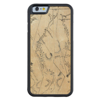 From Annapolis to Fredericksburg 68 Maple iPhone 6 Bumper Case