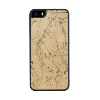 From Annapolis to Fredericksburg 68 Wood iPhone SE/5/5s Case