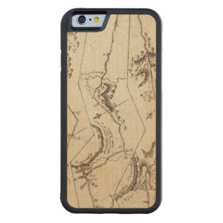 From Annapolis to New Kent Courthouse 74 Maple iPhone 6 Bumper Case
