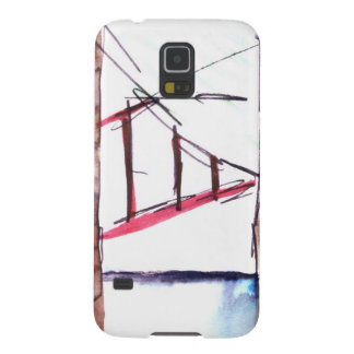 From Behind the Bars Galaxy S5 Cover