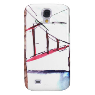From Behind the Bars Galaxy S4 Case