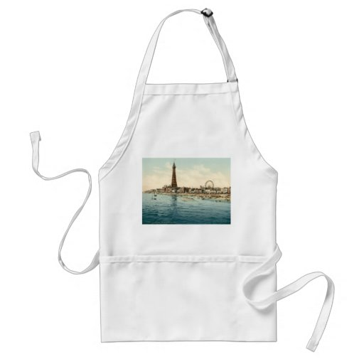 From Central Pier, Blackpool, England Apron