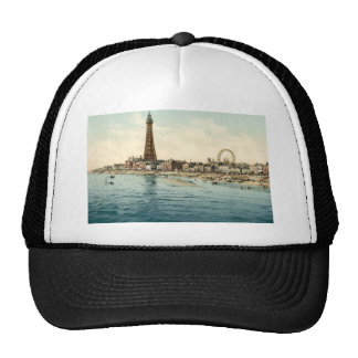 From Central Pier Blackpool England Trucker Hat