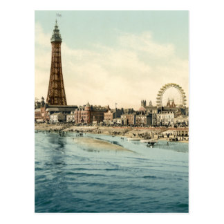 From Central Pier, Blackpool, England Post Cards