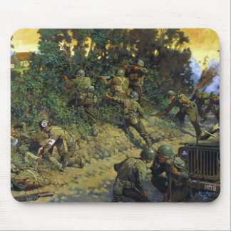 From Cornrow to Hedgerow by Keith Rocco Mouse Pad