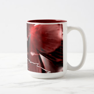 From darkness to light mug